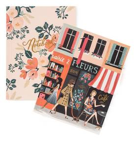 [Rifle Paper Co.] Parisian Notebooks