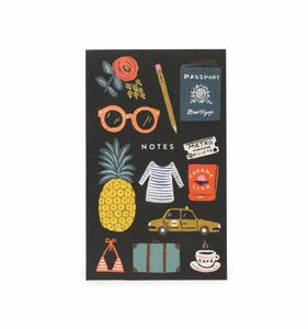[Rifle Paper Co.] Bon Voyage Pocket Notepad