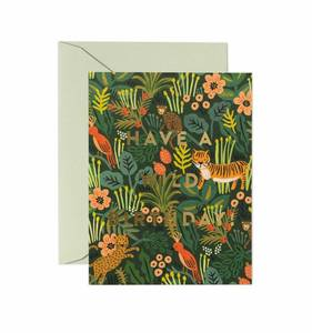 [Rifle Paper Co.] Wild Birthday Card