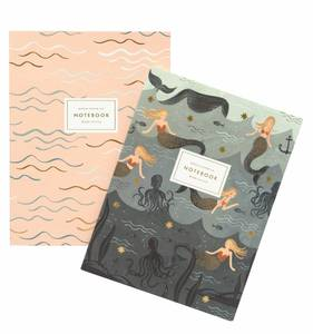 [Rifle Paper Co.] Mermaid Notebooks