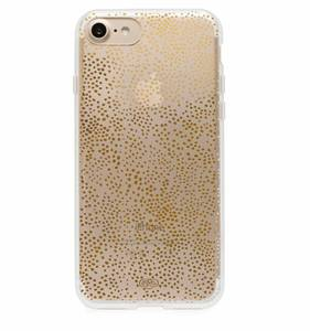[Rifle Paper Co.] Clear Champagne iPhone Case For 7/7+ [Only]