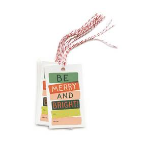 [Rifle Paper Co.] Be Merry and Bright Gift Tag