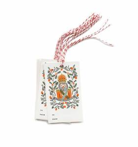 [Rifle Paper Co.] Nutcracker Gift Tag