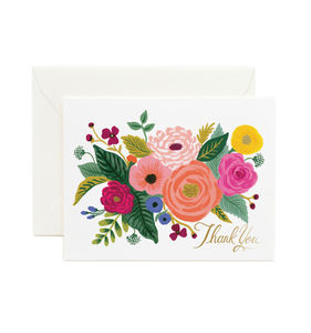 [Rifle Paper Co.] Juliet Rose Thank You Card