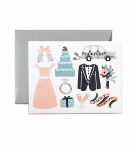 [Rifle Paper Co.] Just Married Card
