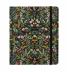 [Rifle Paper Co.] 2018 Tapestry Covered Planner