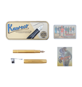 [Kaweco] Classic Sport Brass Fountain Pen EF (0.5mm)