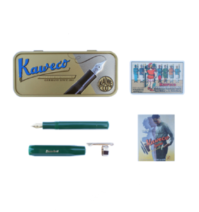 [Kaweco] Classic Sport Fountain Pen Green EF (0.5mm)