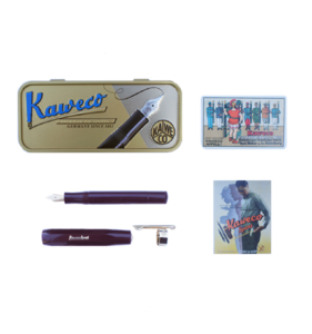 [Kaweco] Classic Sport Fountain Pen Burgundy EF (0.5mm)