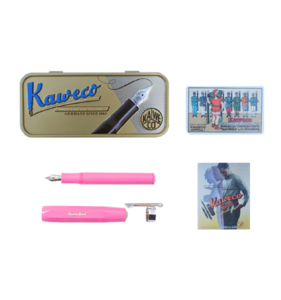 [Kaweco] Skyline Sport Fountain Pen Pink EF (0.5mm)