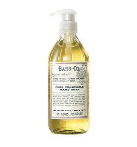 [Barr-Co.] Original Hand&Body Soap Cleanser