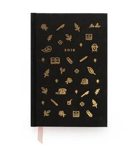 [Rifle Paper Co.] 2018 Hardcover Icon Agenda
