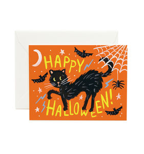 [Rifle Paper Co.] Black Cat Card