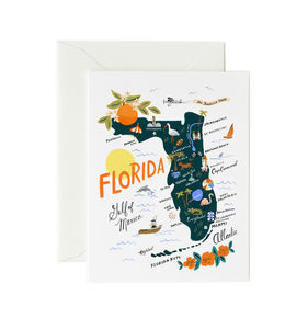 [Rifle Paper Co.] Florida Card