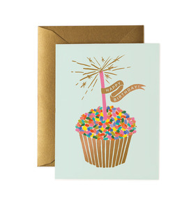 [Rifle Paper Co.] Cupcake Birthday Card