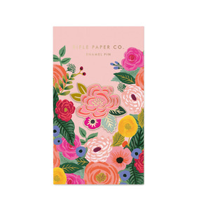 [Rifle Paper Co.] Juliet Rose Enamel Pin