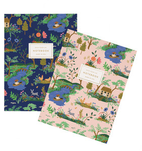 [Rifle Paper Co.] Garden Toile Notebooks