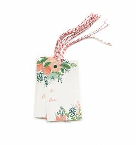 [Rifle Paper Co.] Wild Frower Gift Tags