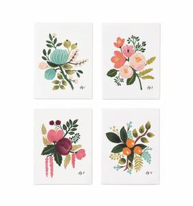 [Rifle Paper Co.] Assorted Botinical Card Set