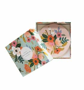 [Rifle Paper Co.] Lively Floral Coaster Set [8 coasters/ 4 design]