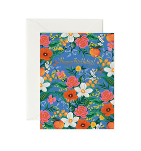 [Rifle Paper Co.] Orangerie Birthday Card