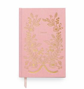 [Rifle Paper Co.] 2019 Hardcover Rose Agenda