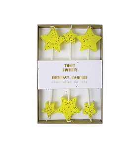 [Meri Meri] Star Candles