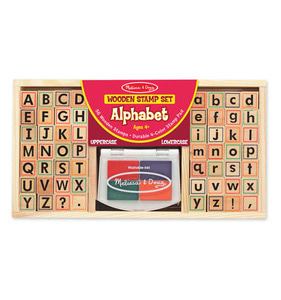 [Melissa&Doug] Alphabet Stamp Set