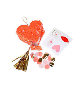[Meri Meri] Heart Piñata Favors Pack