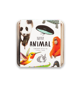 [Tattly] Animal Pack