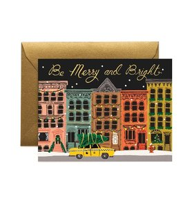 [Rifle Paper Co.] City Holiday Card