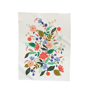 [Rifle Paper Co.] Floral Vines Tea Towels