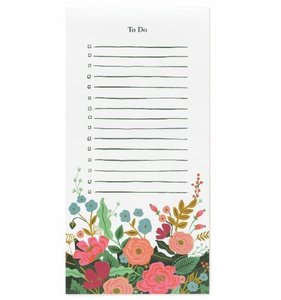 [Rifle Paper Co.] Floral Vines Market Pad