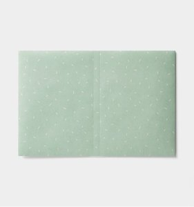 [Trolls Paper] Wrapping Paper Jacket _ Sprinkle Mint