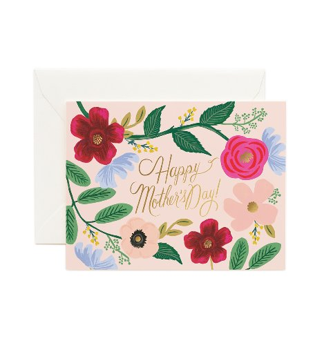 [Rifle Paper Co.] Wildflowers Mother's Day Card