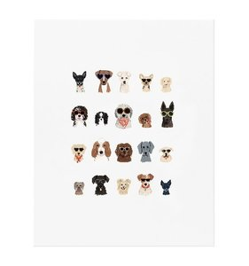 [Rifle Paper Co.] Dog Days of Summer Art Print  8 x 10