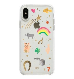 [Rifle Paper Co.] Good Luck Charms iPhone Case (iPhone X/XS, XS MAX)