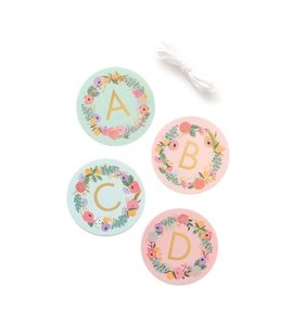 [Rifle Paper Co.] Garden Party Letter Garland