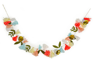 [Meri Meri] Flower Bouquet Garland