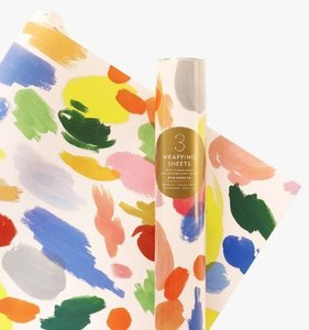 [Rifle Paper Co.] Palette Wrapping Sheets [3 sheets]