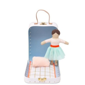 [Meri Meri] Mini Lila Doll  Suitcase