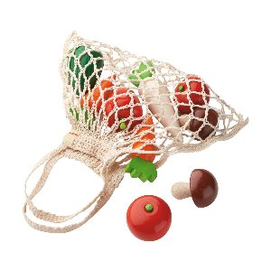 [HABA] Vegetables Shopping Net