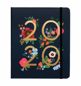 8/12 예약 배송 - [Rifle Paper Co.] 2020 WILD ROSE Covered Planner