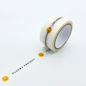 [Plus82 Project] Souvenir Smile Packing Tape