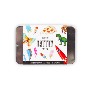 [Tattly] Tiny Funner Tin