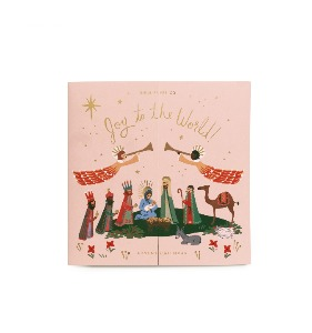 [Rifle Paper Co.] NATIVITY Advent Calendar