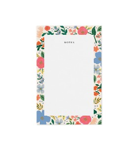 [Rifle Paper Co.] Wild Rose Notepad