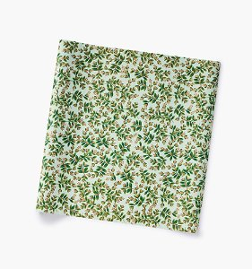 [Rifle Paper Co.] Mistletoe Mint Continuous Wrapping Roll