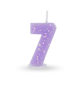 [Plus82 Project] Number 7 Candle