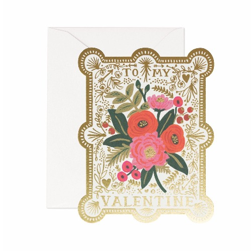 [Rifle Paper Co.] Vintage Valentine Card